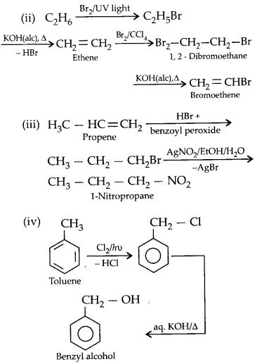 NCERT Solutions for Class 12 Chemistry Chapter 10 Haloalkanes and Haloarenes 33