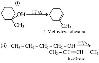 NCERT Solutions for Class 12 Chemistry Chapter 11 Alcohols, Phenols and Ehers 10