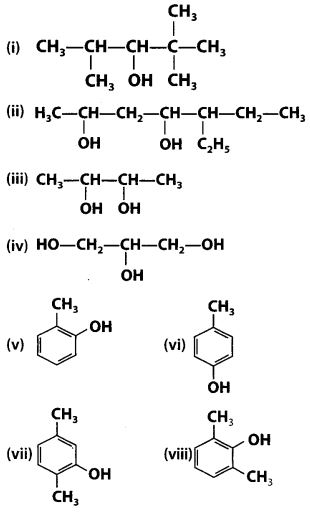 NCERT Solutions for Class 12 Chemistry Chapter 11 Alcohols, Phenols and Ehers 19