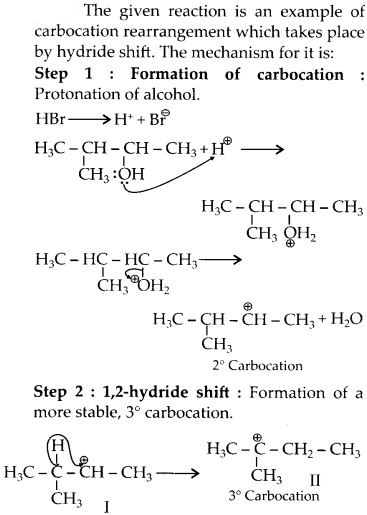 NCERT Solutions for Class 12 Chemistry Chapter 11 Alcohols, Phenols and Ehers 68