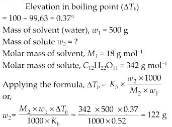 NCERT Solutions for Class 12 Chemistry Chapter 2 Solutions 12