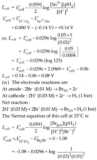 NCERT Solutions for Class 12 Chemistry Chapter 3 Electrochemistry 21