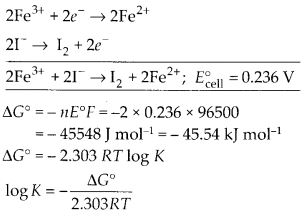 NCERT Solutions for Class 12 Chemistry Chapter 3 Electrochemistry 7