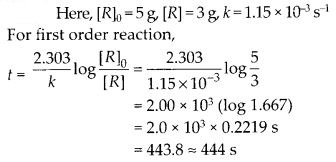 NCERT Solutions for Class 12 Chemistry Chapter 4 Chemical Kinetics 4