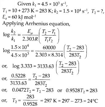 NCERT Solutions for Class 12 Chemistry Chapter 4 Chemical Kinetics 57