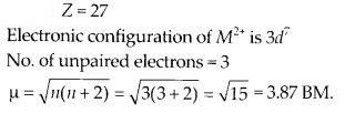 NCERT Solutions for Class 12 Chemistry Chapter 8 d-and f-Block Elements 1