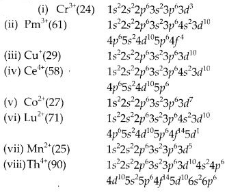 NCERT Solutions for Class 12 Chemistry Chapter 8 d-and f-Block Elements 2