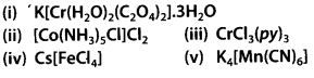 NCERT Solutions for Class 12 Chemistry Chapter 9 Coordination Compounds 40