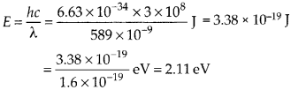 NCERT Solutions for Class 12 Physics Chapter 11 Dual Nature of Radiation and Matter 11
