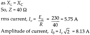 NCERT Solutions for Class 12 Physics Chapter 7 Alternating Current 16