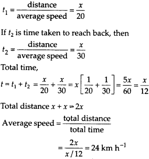 NCERT Solutions for Class 9 Science Chapter 8 Motion 16