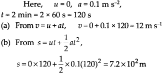 NCERT Solutions for Class 9 Science Chapter 8 Motion 7