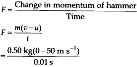 NCERT Solutions for Class 9 Science Chapter 9 Force and Laws of Motion 18