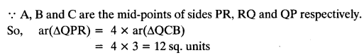 Coordinate Geometry Class 10 Maths CBSE Important Questions With Solutions 31