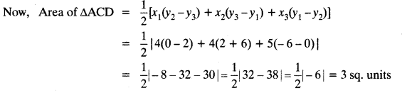 Coordinate Geometry Class 10 Maths CBSE Important Questions With Solutions 82