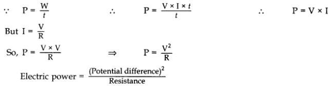 Electricity Class 10 Important Questions with Answers Science Chapter 12, 41