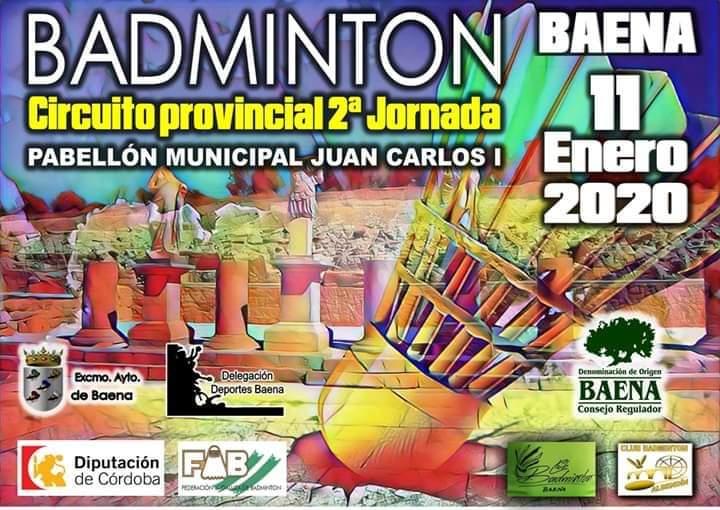 2° Provincial Baena 2020