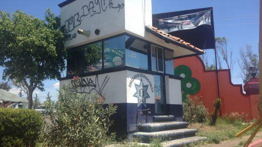 Fraccionamiento El Trébol se encuentra en estado de alerta debido abandono por parte de las autoridades