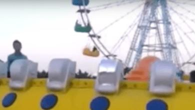 Video: Mueren al caer de rueda de la fortuna