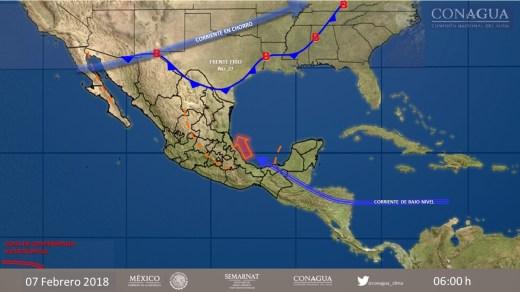 Conoce el clima de este miércoles en Michoacán
