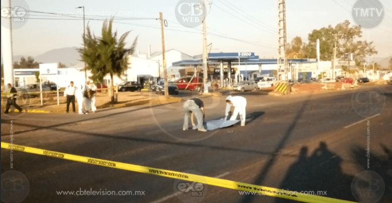 Trabajadora de la SSP muere atropellada en el Libramiento