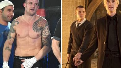 De Harry Potter a luchador invicto en la MMA