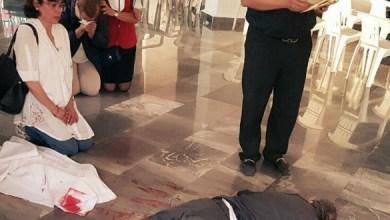Asesinan a sacerdote dentro de una iglesia en EDOMEX