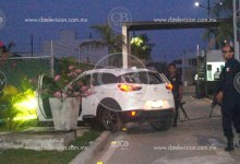 Balean a mujer en la cabeza por intentar robar su camioneta en LC