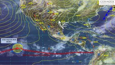 Clima: Se prevén tormentas en varios Estados del país