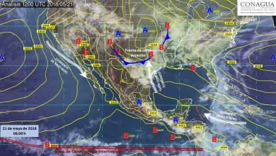 Clima: Onda de calor afectará diferentes estados de la república