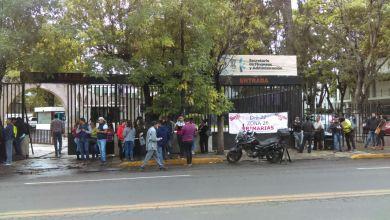 Más de 20 mil alumnos se quedan sin clase por manifestación de docentes