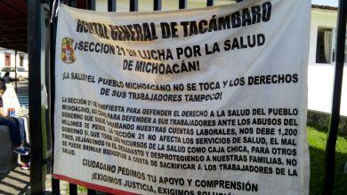 Trabajadores del sector salud radicalizarán acciones por falta de pago