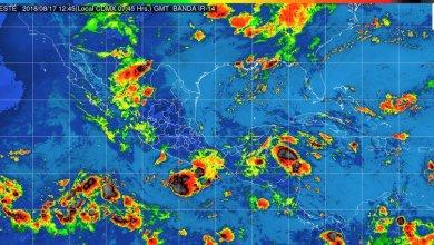 Clima: Fuertes tormentas afectarán al país
