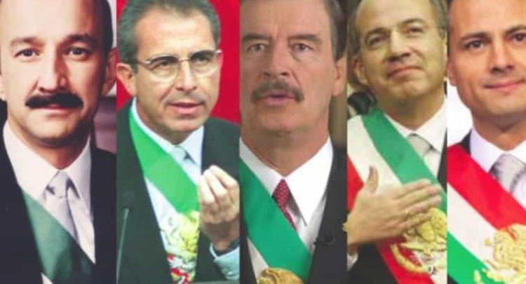 Senado da inicio a la cancelación de las pensiones para los expresidentes