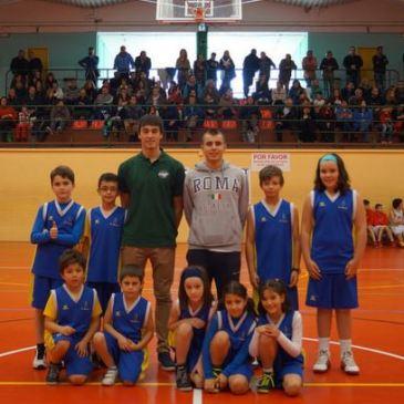 ¡Nueva sede de Minibasket en Torrelavega!