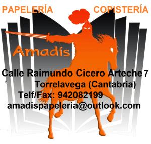 Papelería-Copistería Amadís