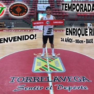 #LigaEBA – Enrique Rivas, calidad y sacrificio para la posición de base