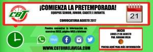 Pretemporada CBT Torrelavega