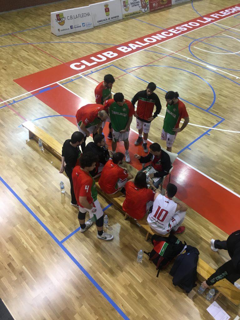 Liga EBA CBT Gimnástica Sport-Café