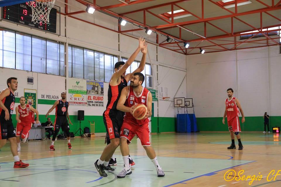 Alberto Saiz se incorpora al CBT Torrelavega