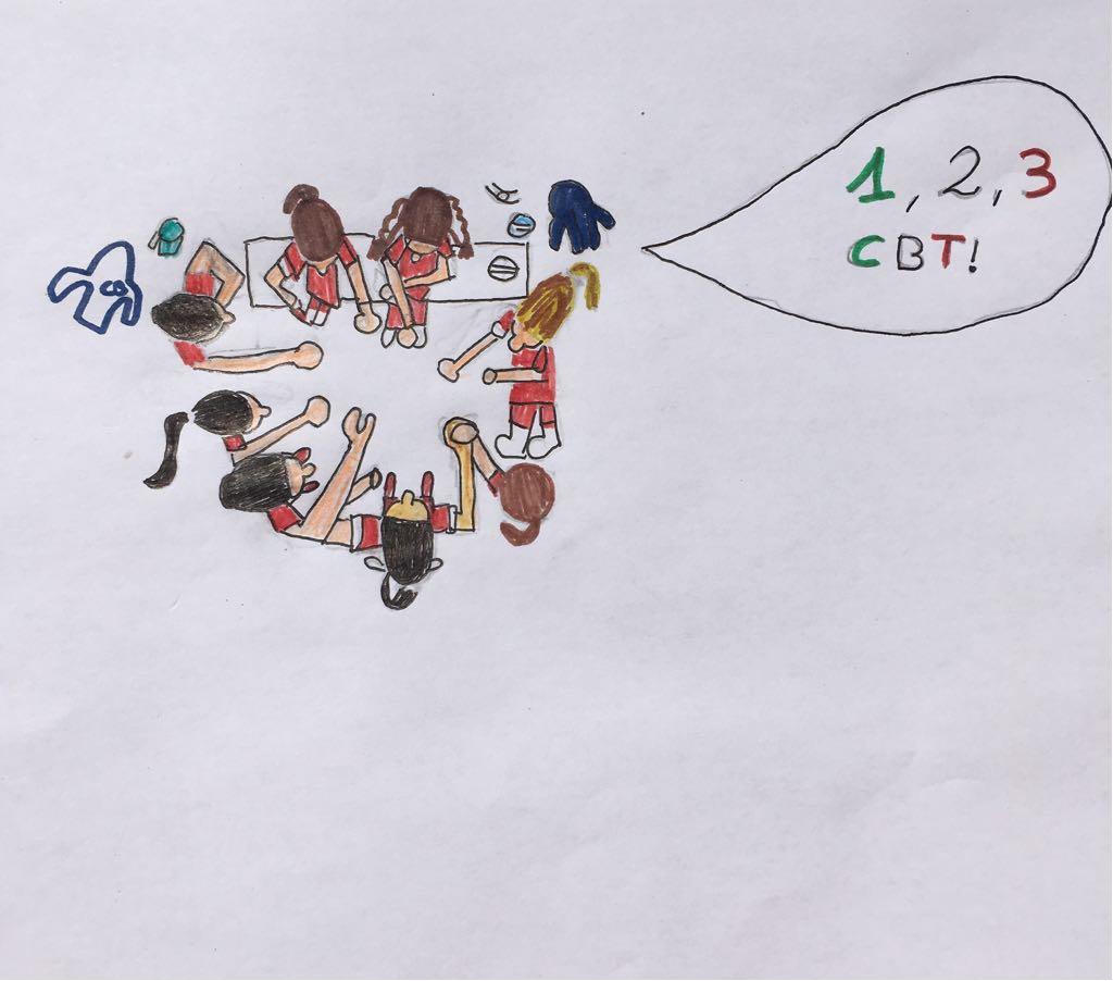 CONCURSO DE DIBUJO CERRADO – Gana una sudadera del CBT