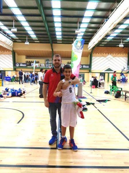 Samu San Emeterio e Ian Calvo en el Campeonato de España de SSAA 2018