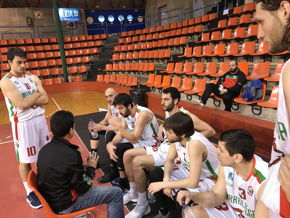 #LigaEBA – Crónica Jornada 27 vs. Megacalzado Ardoi