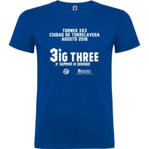 Camiseta del #3X3CBT 2018