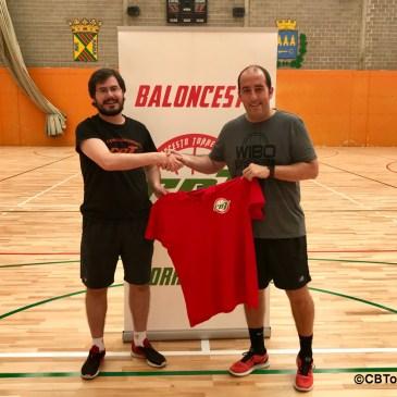 Rubén Cueto, nuevo entrenador del filial del CBT Torrelavega.