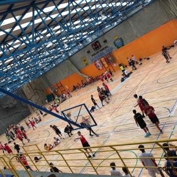 Éxito en el Torneo 3×3 Ciudad de Torrelavega #3X3CBT