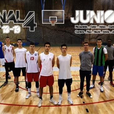 #SomosCBT – Júnior Masc. clasificado para la Final Four de Liga