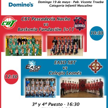 Torneo Infantil Domino's Pizza