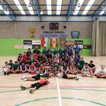 Campus de Baloncesto Ciudad de Torrelavega #CampusCBT 2020