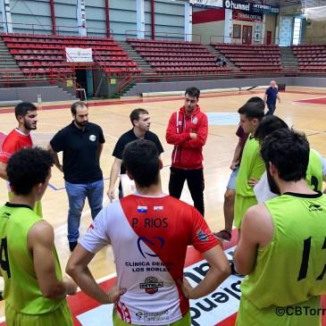 Samuel San Emeterio, nuevo entrenador del primer equipo del CBT Torrelavega.